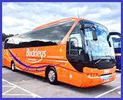 buckleys private hire vip coach